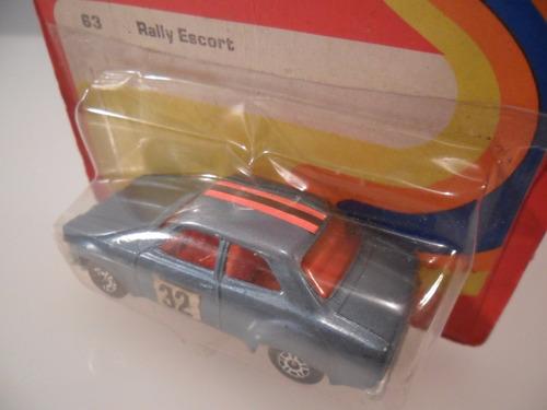 corgi rally escort vintage