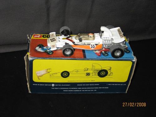 corgi toys 151 yardley mclaren m19a formula 1 1973