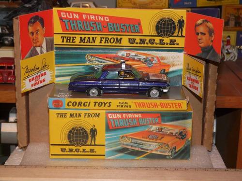 corgi toys nº 497 el agente de cipol the man from u.n.c.l.e