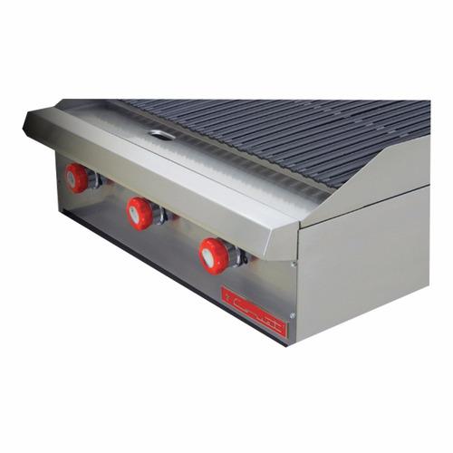 coriat acv-3 master asador a gas 3 quemadores eco 603370