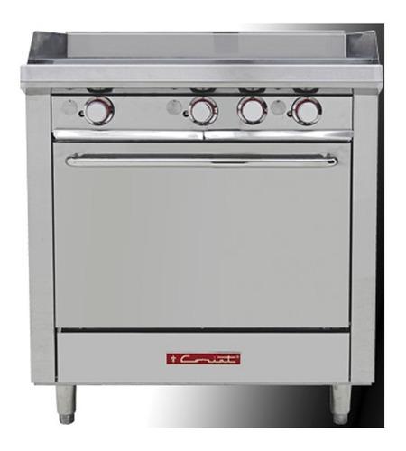 coriat ec-hg-grill hd estufa horno plancha inox671300