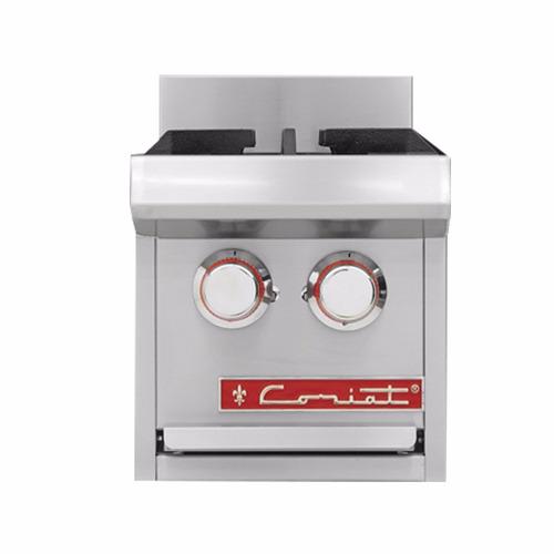 coriat pcv-2 master parrilla 2 quemadores inox.trend 605380