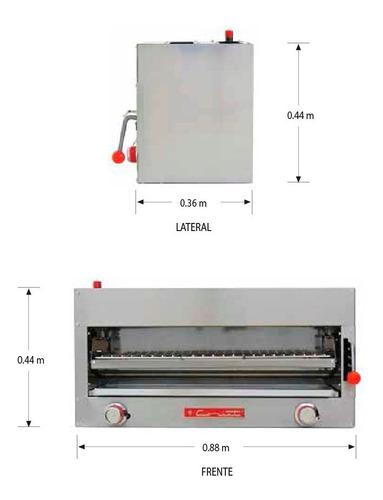 coriat sc-31.5-g master salamandra gas trend 631380