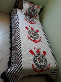 ead48b8108 Colcha Palmeiras Solteiro - Roupa de Cama no Mercado Livre Brasil