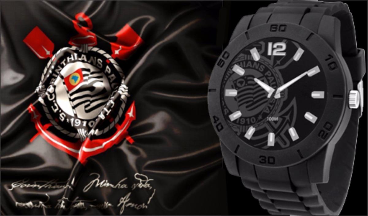 Corinthians Relógio Original Technos - R  359,99 em Mercado Livre be6fd1b3ac
