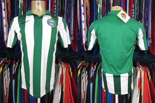 coritiba 2012 camisa reserva tamanho p.