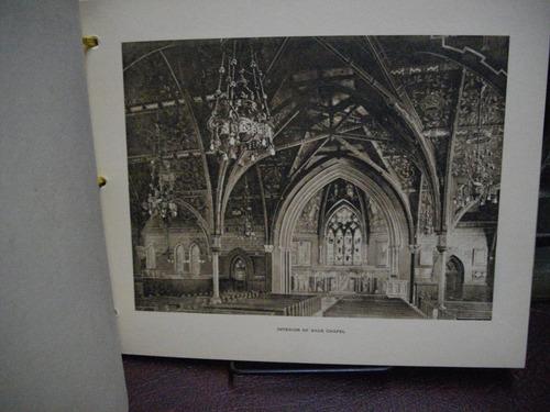 cornell university. 35 photo - gravures ( fotograbados).