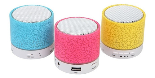 corneta altavoz portable bluetooth pendrive usb fm micro sd