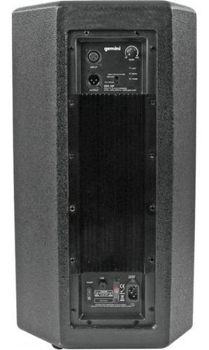corneta amplificada gemini gvx 12p