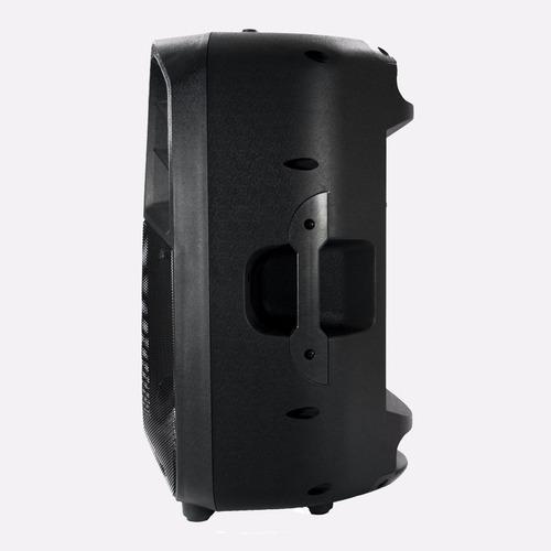 corneta amplificada sps audio 15aubt 800 watts bluetooth usb