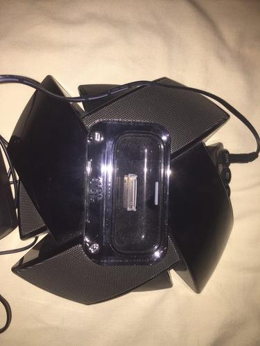 corneta amplificador para ipod