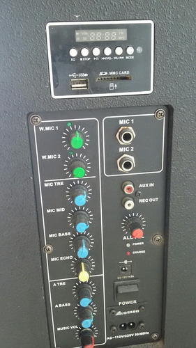 corneta amplificadora audesb