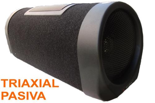 corneta bazooca triaxial pasiva directa al reproductor medio