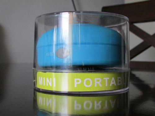 corneta bluetooth  mini speaker portatil impermeable, usb,