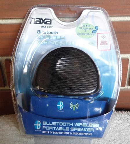 corneta bluetooth naxa nas-3037 con manos libres