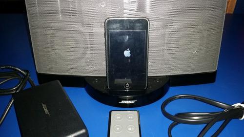 corneta bose sounddock para ipod y iphone en perfecto estado