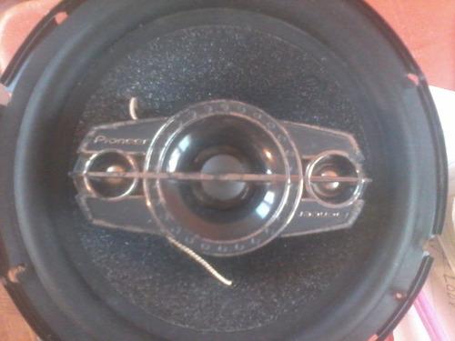 corneta coaxial pionerr ts-a1685s  tsg1610