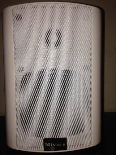 corneta de pared blancas para sonido hilo musical jbl