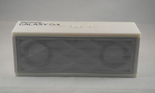 corneta estéreo con conexión bluetooth/cable tipo mini plug