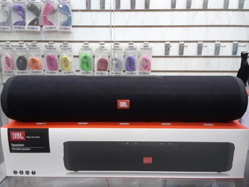 corneta jbl bluetooth wireless portatil 40cm usb aux fm sd