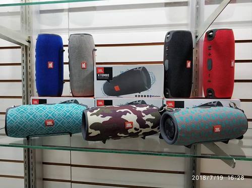 corneta jbl bluetooth wireless usb microsd aux fm portable