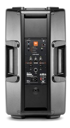 corneta jbl eon 612 1000watt 2 vias amplificada