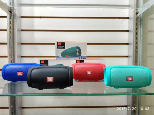 corneta jbl portatil bluetooth wireless inalambrica jbl
