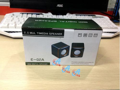 corneta mini usb 300w pc laptop celular portatiles y más
