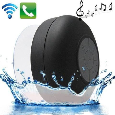 corneta parlante inalambrica bluetooth para ducha waterproof