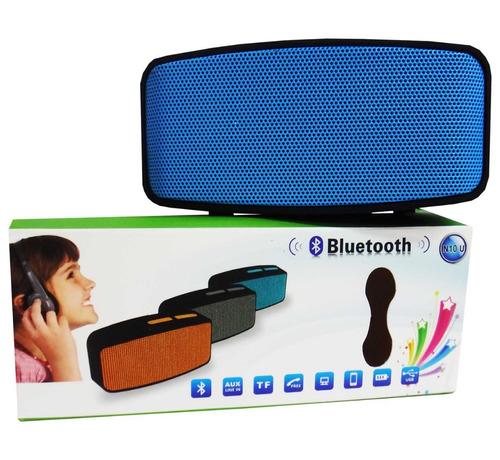 corneta portatil beats n10 usb mp3 ipod celulares