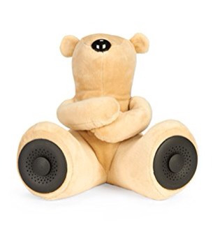 corneta portatil dj teddy para mp3, ipod, android, iphone 20