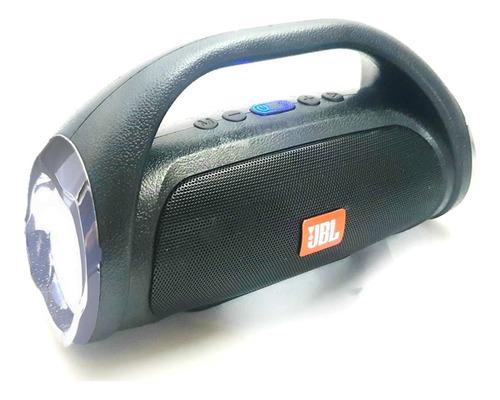 corneta portatil jbl bombox 890 con linterna bluetooth usb