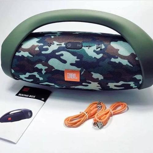 corneta portatil jbl boombox charguer bluetooth somos tienda