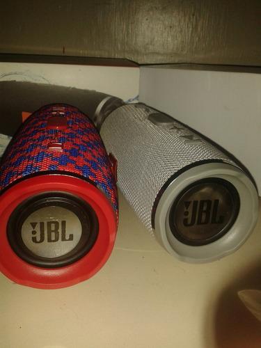 corneta portatil jbl charge 3 mini bluetooth