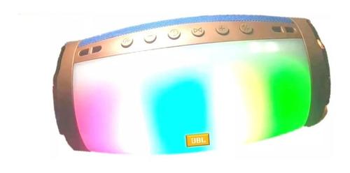 corneta portatil jbl m5 bluetooth mp3 celular  multicolor