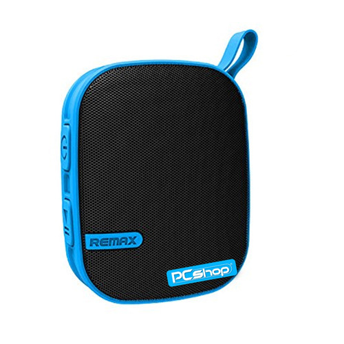 corneta portatil remax bluetooth estereo aux 3.5mm celular
