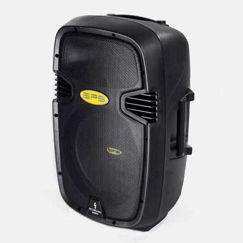 corneta recargable sps 15 - 600 w bateria bluetooth usb 15p