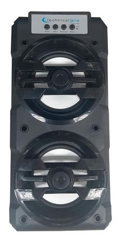 corneta technical pro recargable led boom24 tienda fisica