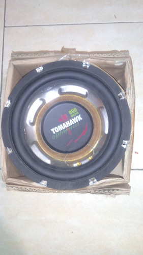 corneta tomahawk sx8s 800 watts