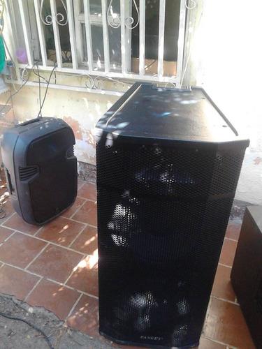 cornetas amplificadas