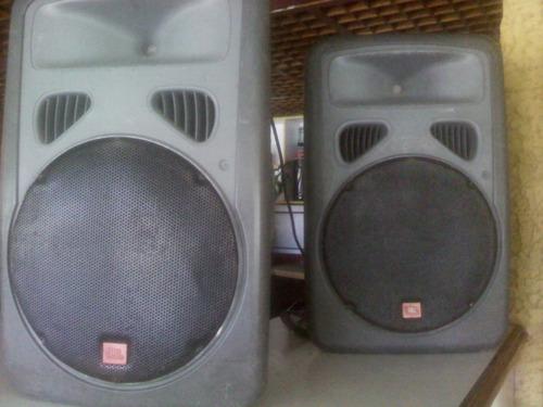 cornetas amplificadas jbl