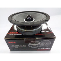 Medio Sm Audio 6.5 Pulgadas 250w Smp-6 Punta Bala Nuevo
