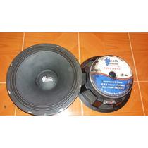 Medios De 12 Pulgadas Heat Sound Hsps-12mb
