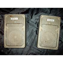 Vendo 2cornetas Bohem Mini- Bm-80