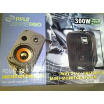 Cornetas Pasivas Pyle Pro 300w