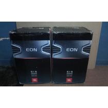 Por Emerg. Vendo Cornetas Jbl Eon 515 Excelentes Condiciones