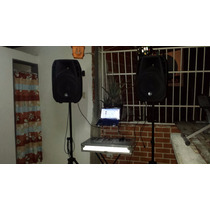 Cornetas Amplificadas Soundbarrier Originales Usadas