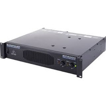 Amplificador Behringer Ep2000