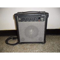 Amplificador Para Guitarra De 10 Watts Marca Mastone