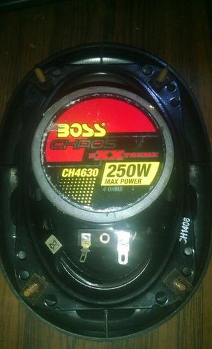 cornetas boss chaos exxtreme 250w 4 ohms.